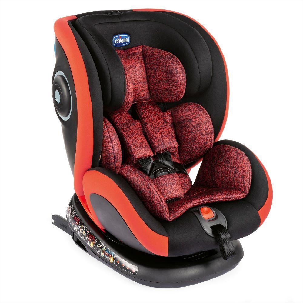 Cadeira Para Auto - De 0 a 36 Kg - Seat4Fix - Poppy Red - Chicco