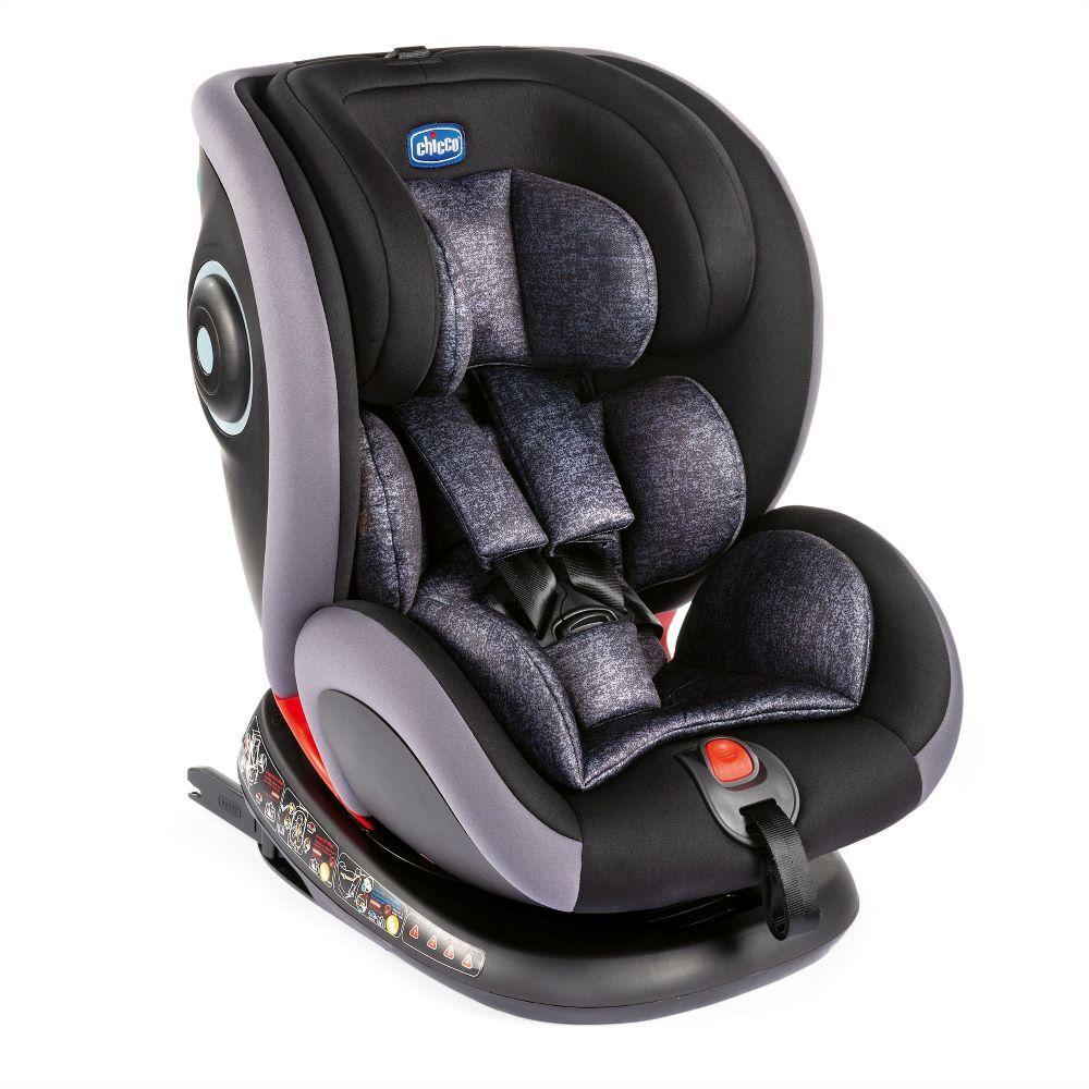 Cadeira Para Auto - De 0 a 36 Kg - Seat4Fix - Graphite - Chicco