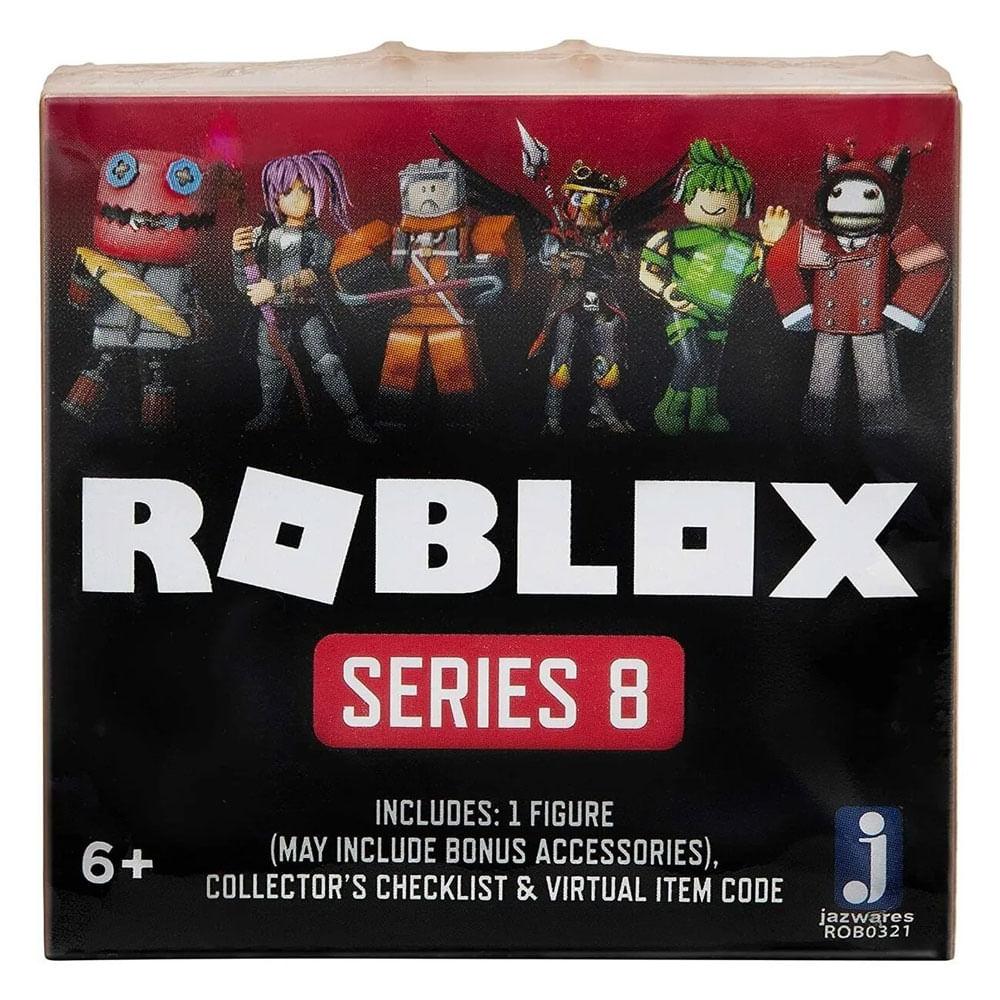 Mini Figura Surpresa - 8 Cm - Roblox - Cubo Série 8 - Sunny