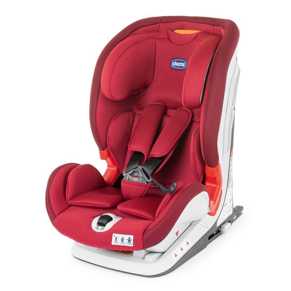 Cadeira para Auto - De 9 a 36 Kg - Youniverse Fix Red Passion - Chicco
