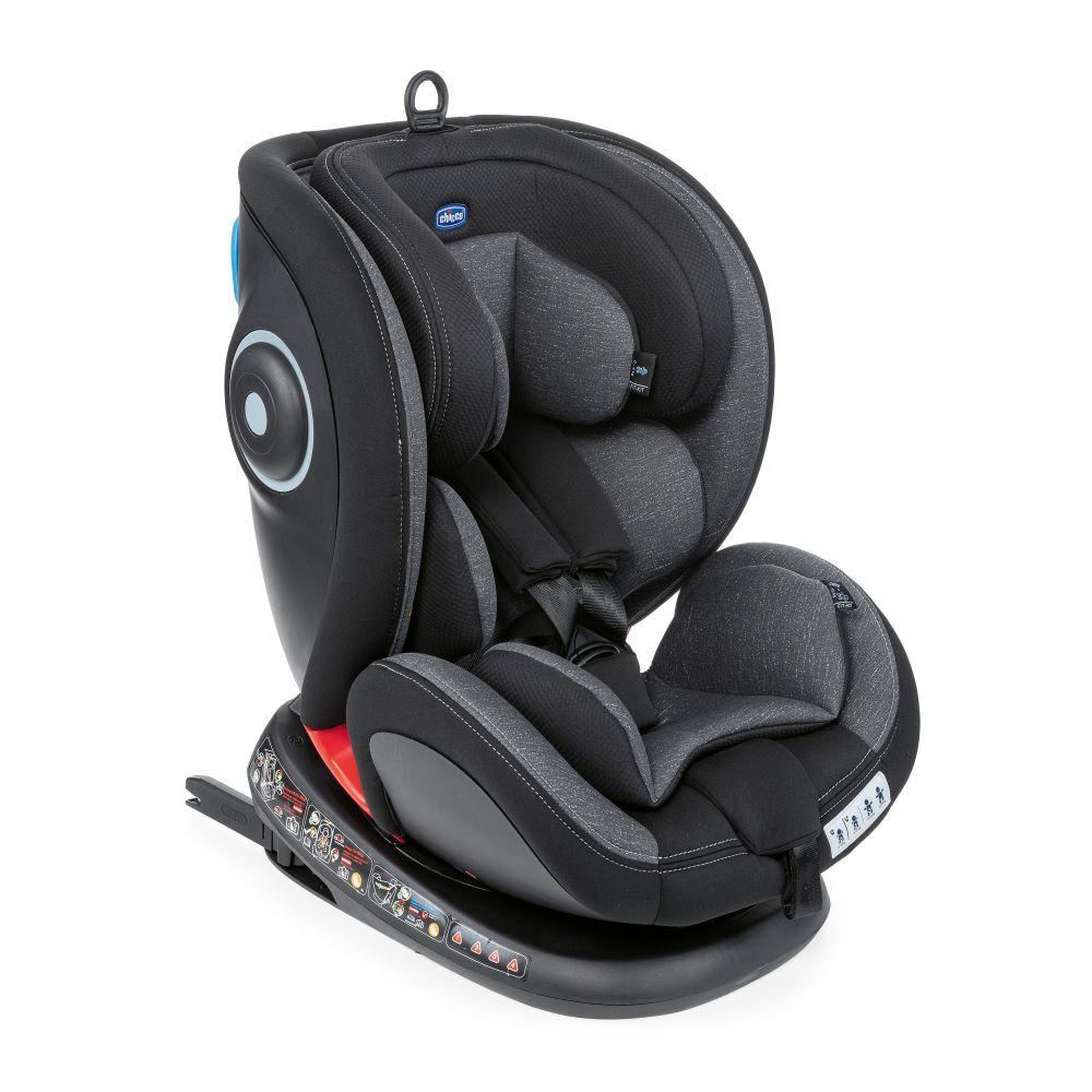 Cadeira para Auto - De 0 a 36 Kg - Seat4Fix - Ombra - Chicco