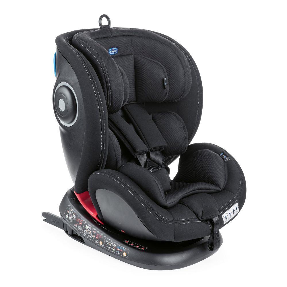 Cadeira para Auto - De 0 a 36 Kg - Seat4Fix - Black - Chicco