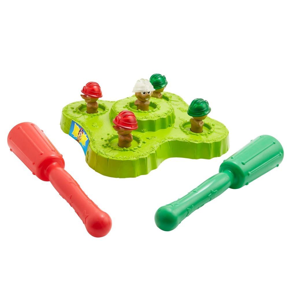 Games - Whac a Mole - Acerte a Toupeira - Mattel