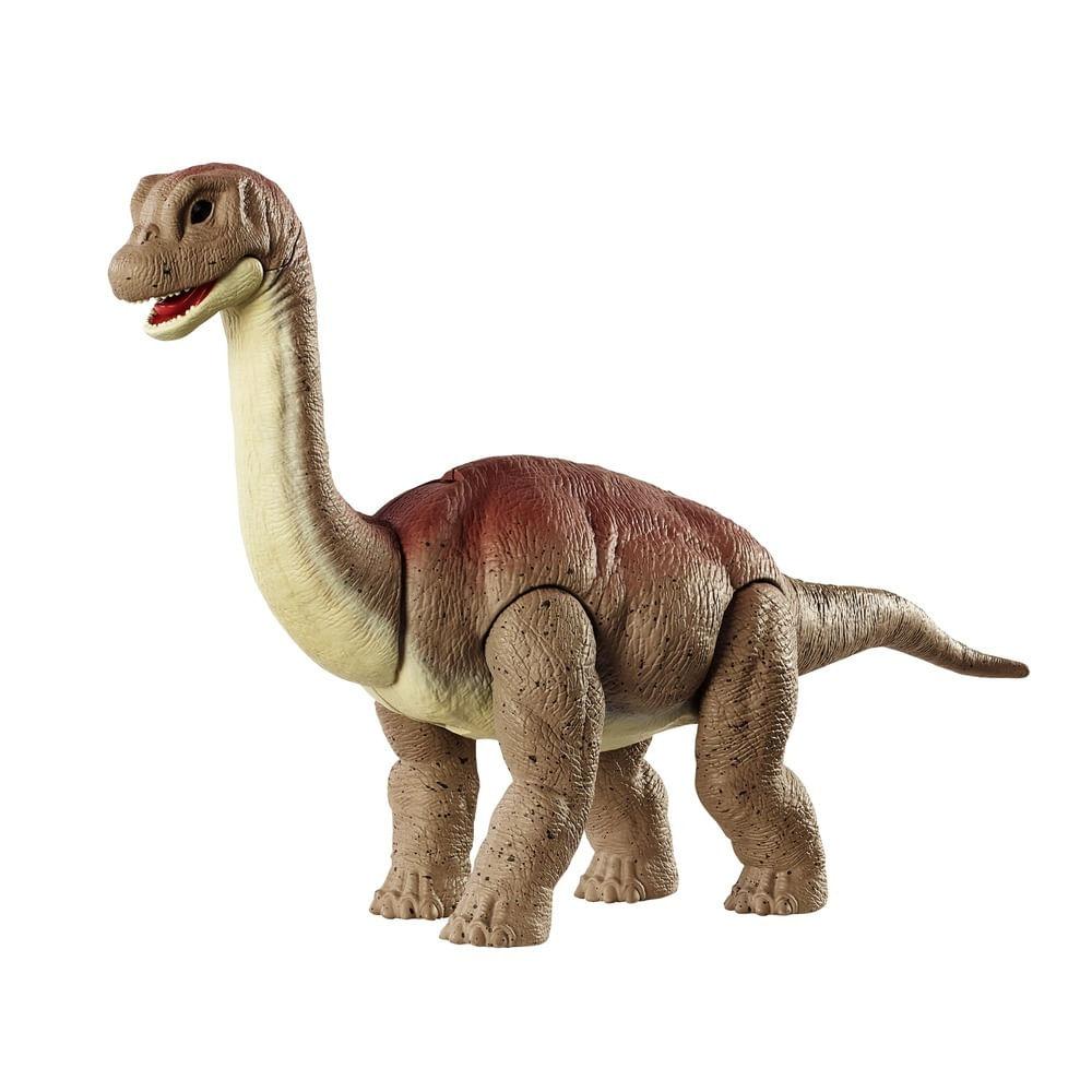 Jurassic World - Rugido Selvagem - Branchiosaurus - Mattel