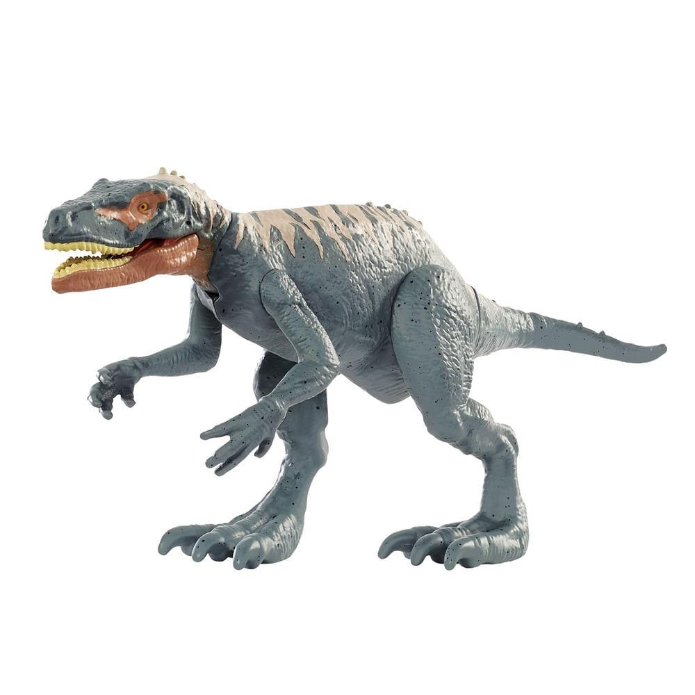 Jurassic World - Rugido Selvagem - Herrerasaurus  - Mattel