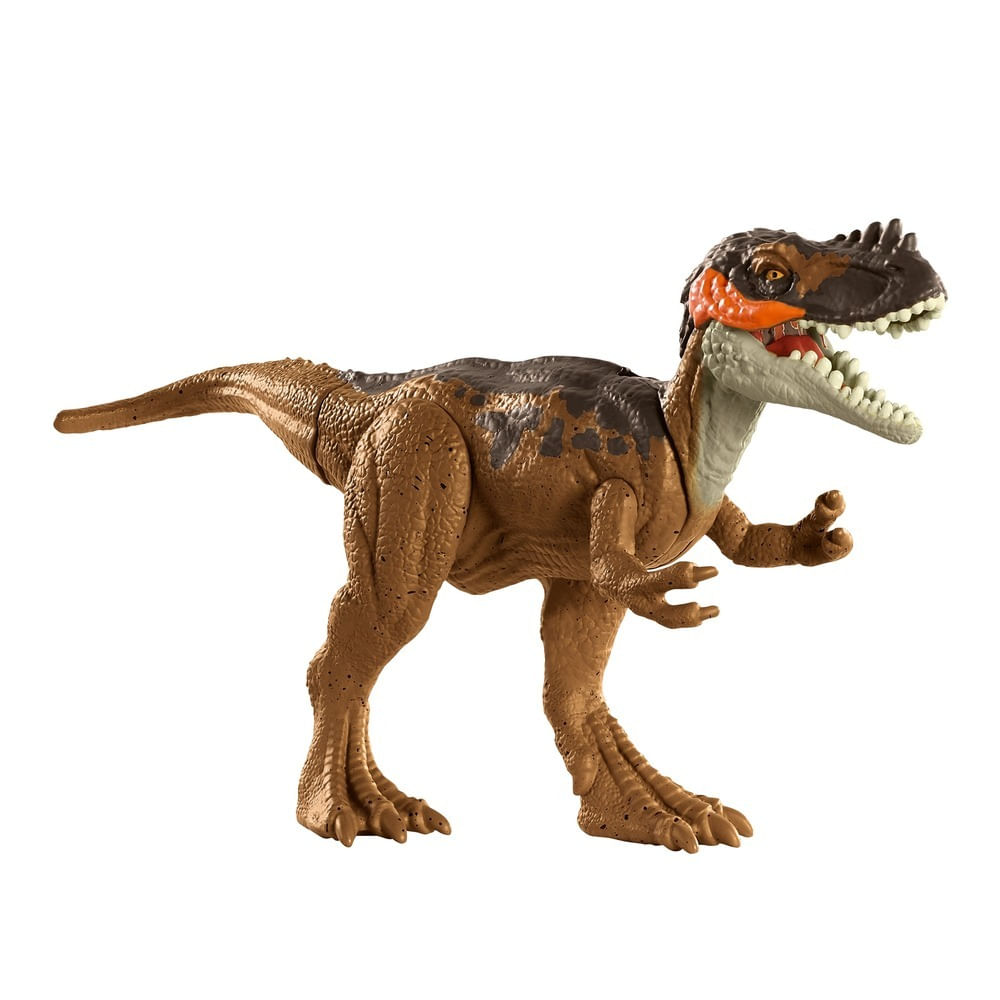Jurassic World - Rugido Selvagem - Alioramus - Mattel