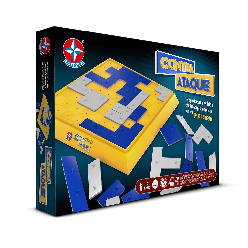 Jogo - Contra Ataque - Número de Jogadores 2 - Estrela