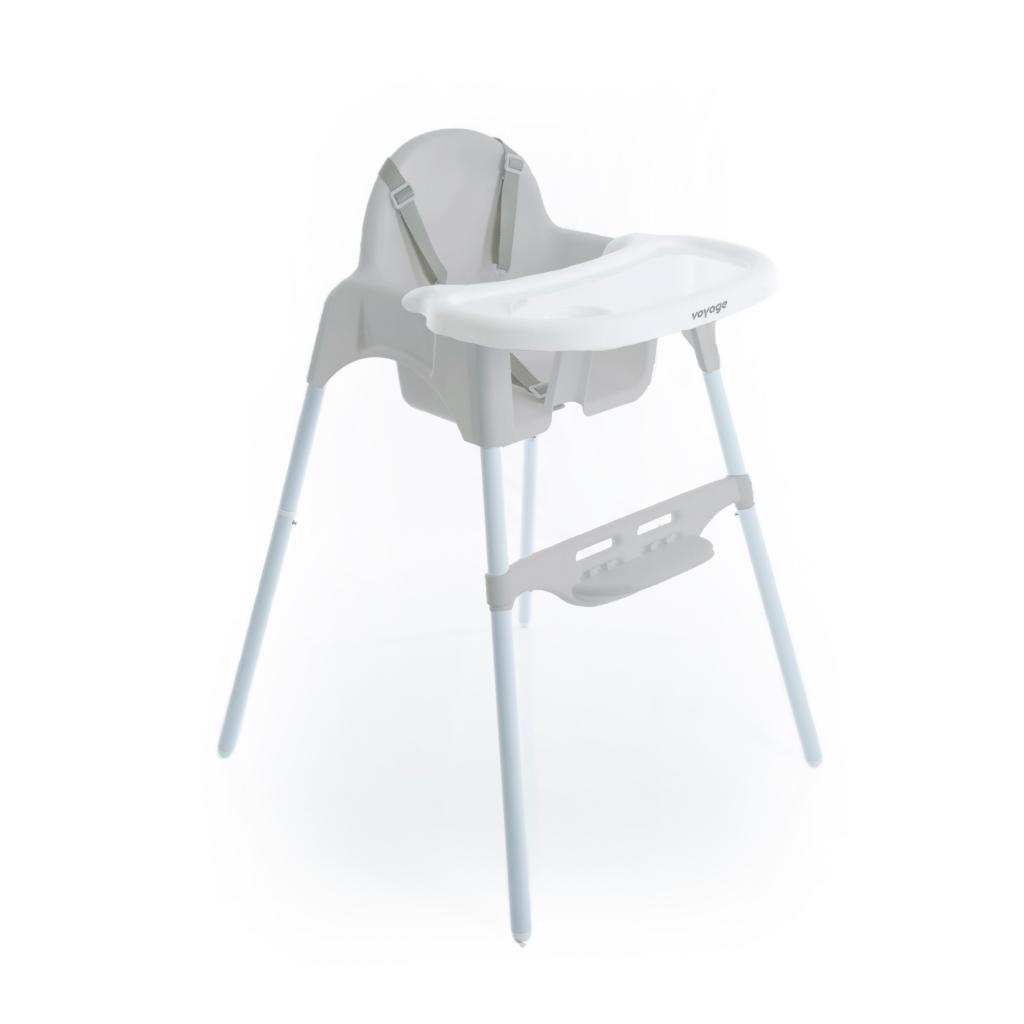 Cadeira de Refeição - Voyage - Macaron - Cinza