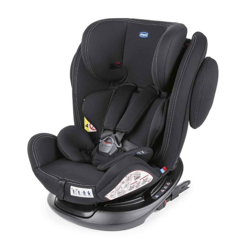 Cadeira para Auto - Chicco - Unico Plus - De 0 a 36 Kg - Black