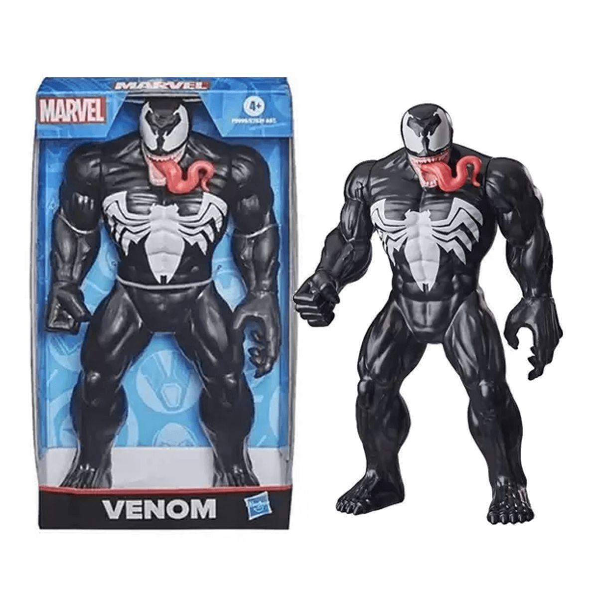 Boneco Venom Olympus 25cm - Vingadores - Marvel - Hasbro