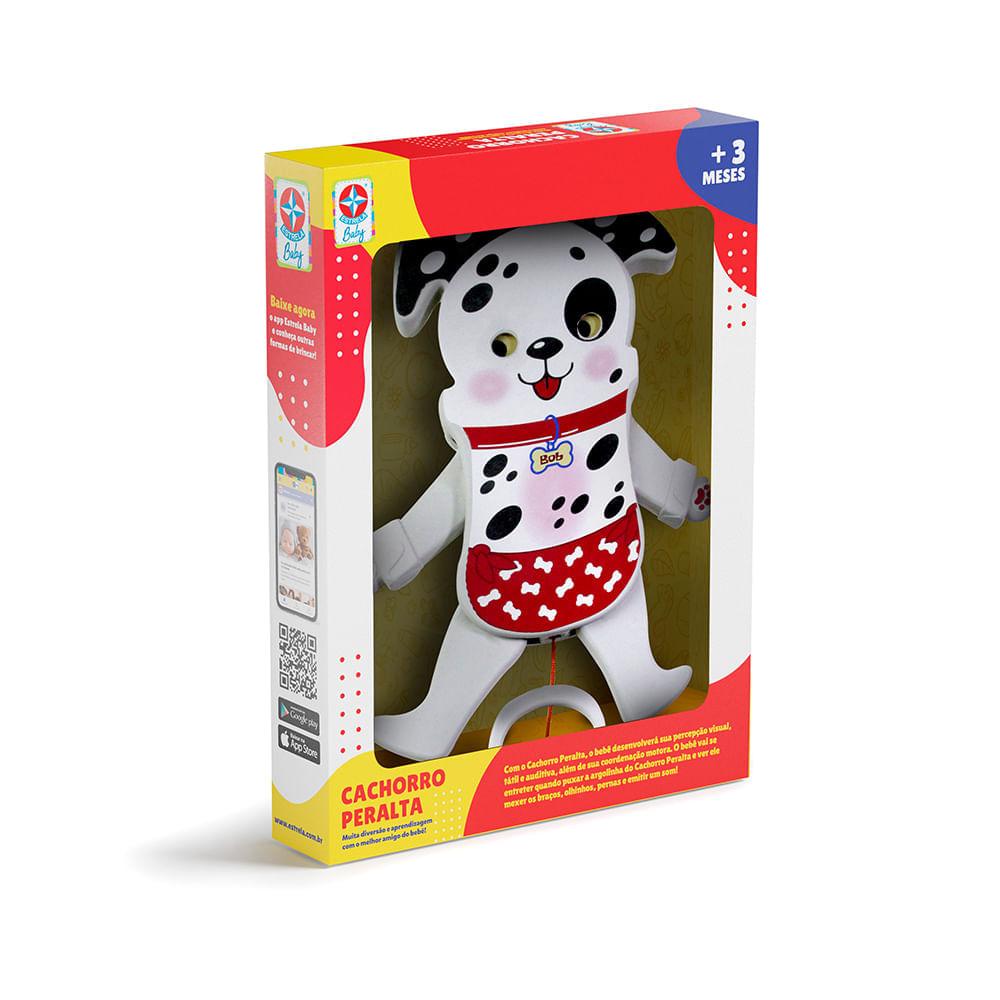 Cachorro Peralta - Móbile de Berço - Estrela