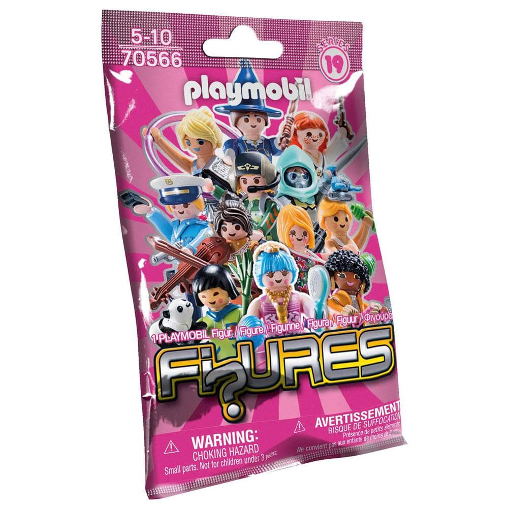 Playmobil - Minifiguras - Série 19 - 70566