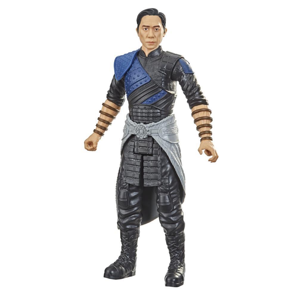 Boneco Articulado - Marvel - Titan Hero Series - Wenwu - Hasbro