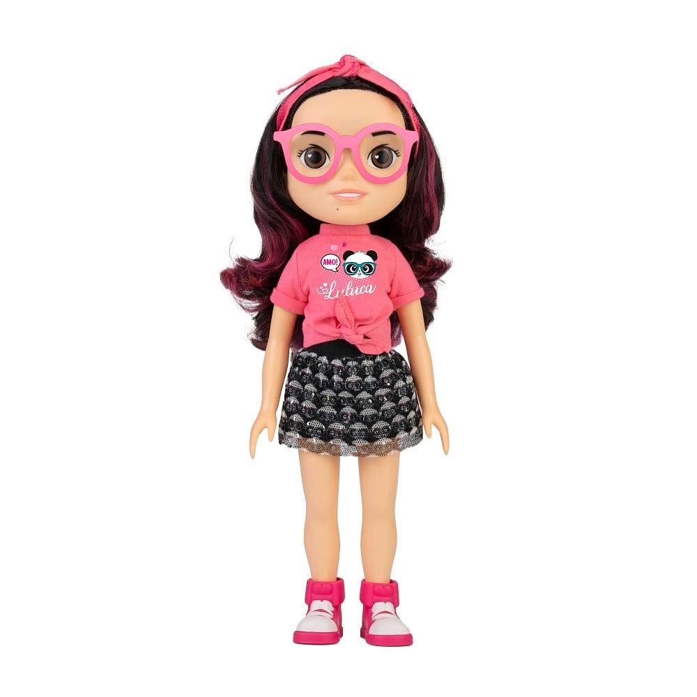 Boneca - Luluca com Som - 42 cm - Estrela