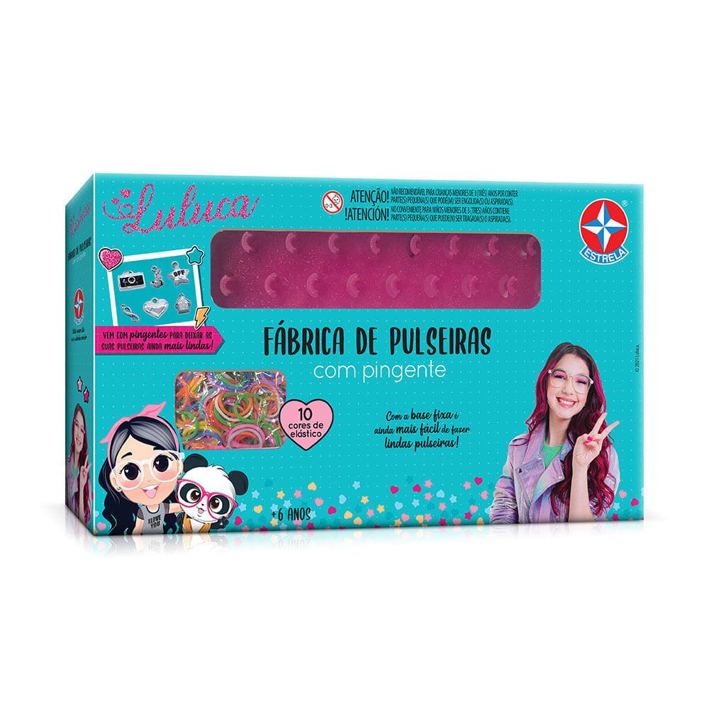 Fábrica de Pulseiras Luluca Com Pingentes - Estrela