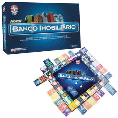 Jogo Novo Banco Imobiliário - Estrela