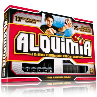Jogo Alquimia - Grow - Grow - Jogo Alquimia