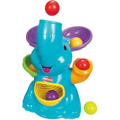 Elefante Bolinhas Voadoras - Playskool - Hasbro