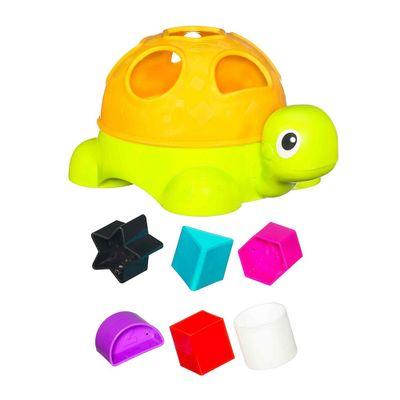 Tartaruga com Formas - Playskool - Hasbro