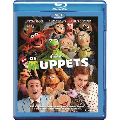 Blu-Ray - Os Muppets - Disney