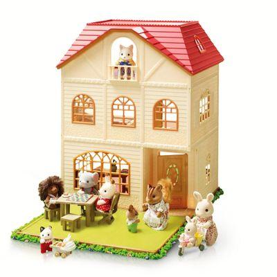 Sylvanian Families - Casa Três Histórias - Epoch