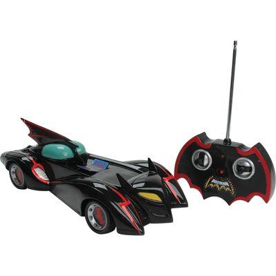 Carro de Controle Remoto - Batman - Batmóvel - Candide