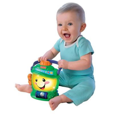 Lamparina Aprender e Brincar - Fisher-Price