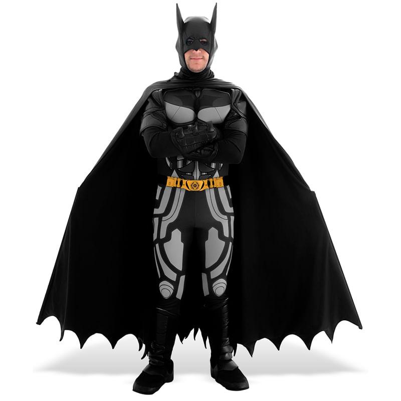 Comprar Fantasia do Batman modelo Luxo da Sulamericana entre outras em promoção