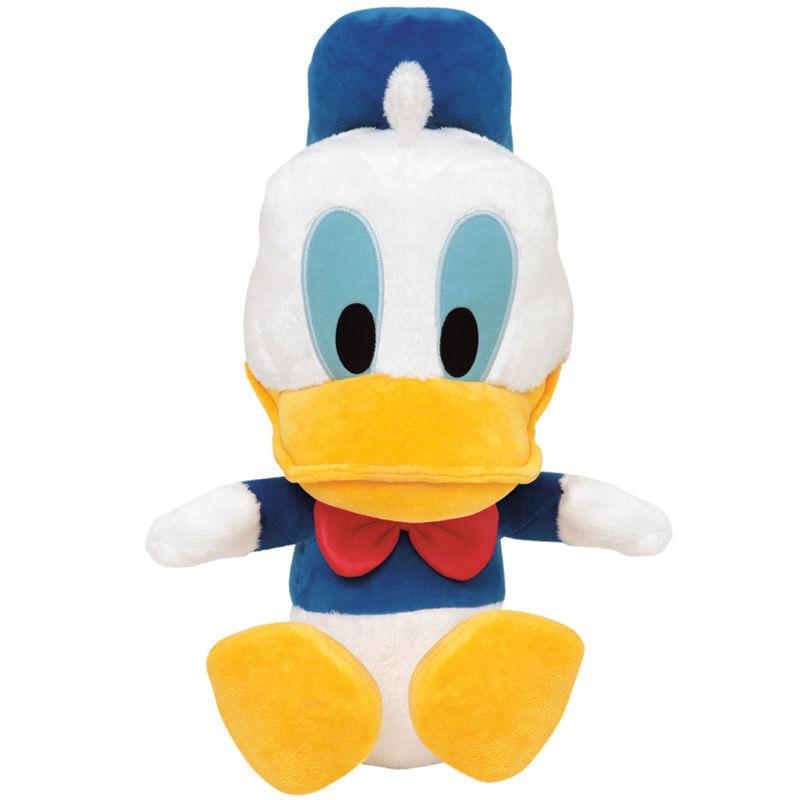 Pelúcia - Disney Pato Donald - Big Head P - Long Jump