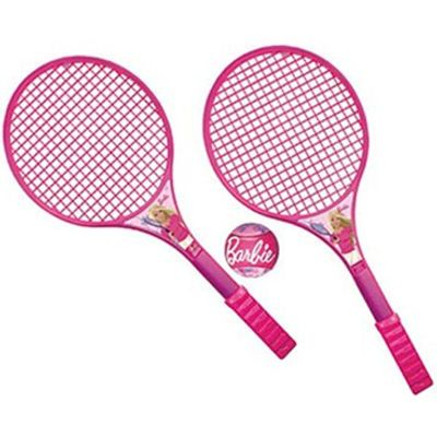 Jogo de Raquetes de Tênis - Barbie - Lider
