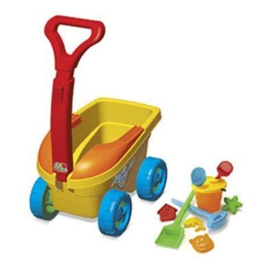 Carrinho de Praia Bell Cargo - Bell Toy