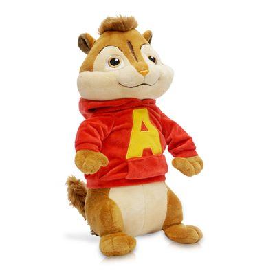 Pelúcia - Alvin e os Esquilos - Alvin Pequeno - BBR