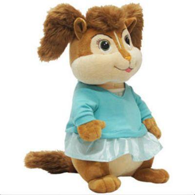 Pelúcia - Alvin e os Esquilos - Eleanor Pequena - BBR