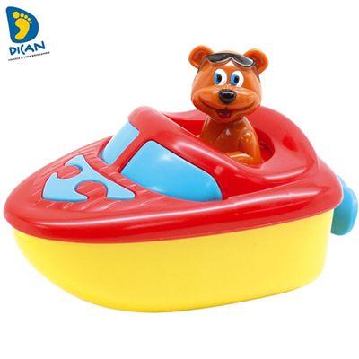 Banho Feliz - Marujos - Urso Navegador - Dican