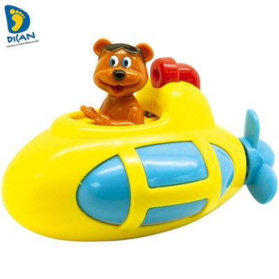 Banho Feliz - Marujos - Urso Submarino - Dican