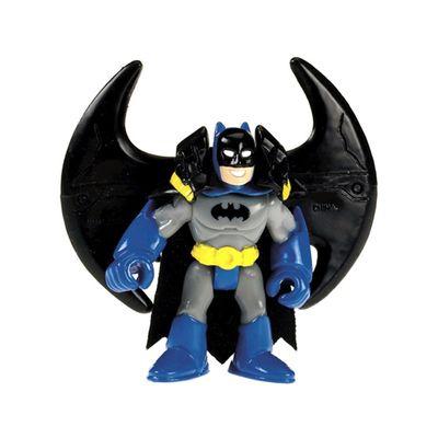 Boneco Básico Batman - Imaginext DC Super Amigos - Fisher-Price