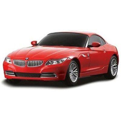 Carro de Controle Remoto - BMW Z4 Vermelho - 1:24 - 27MHz - CKS