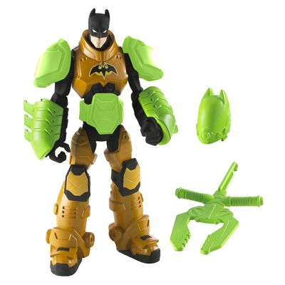 Boneco Batman - Power Attack - Ataque Tóxico - Mattel