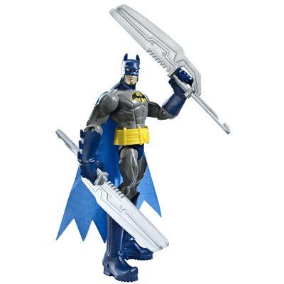 Boneco Batman - Power Attack - Lâminas Duplas - Mattel