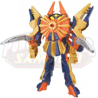 Boneco Power Rangers Samurai - Claw Battlezord - Sunny