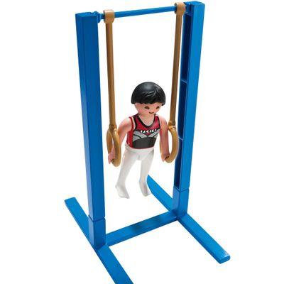 Playmobil Esportes e Ação - Ginasta em Argolas - 5189