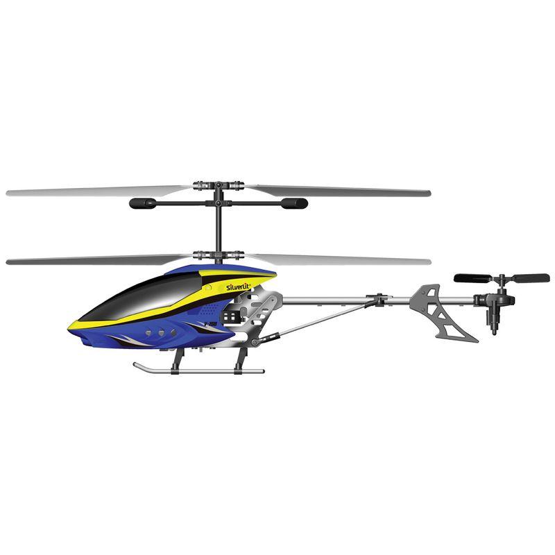 Comprar Helicóptero de Controle Remoto Sky Eagle Azul Canal B 27MHz DTC