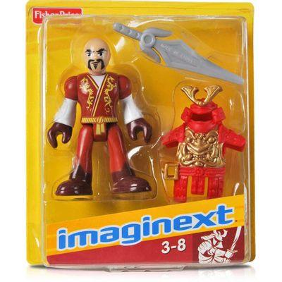 Boneco Básico Samurai - Imaginext Castelo Samurai - Fisher-Price