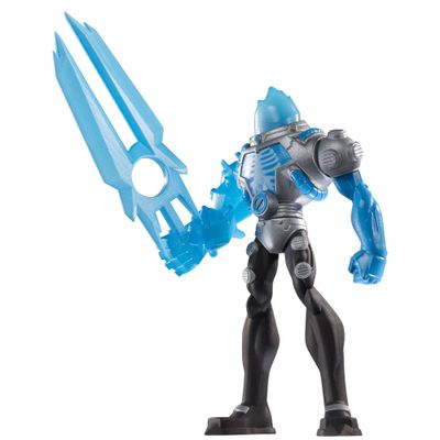 Boneco Batman - Power Attack - Mr. Freeze - Mattel
