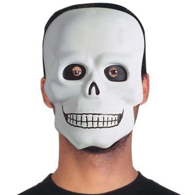 Acessório Halloween - Máscara Caveira - Sulamericana