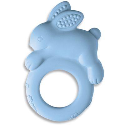 Mordedor Argola Coelho Azul - Toyster