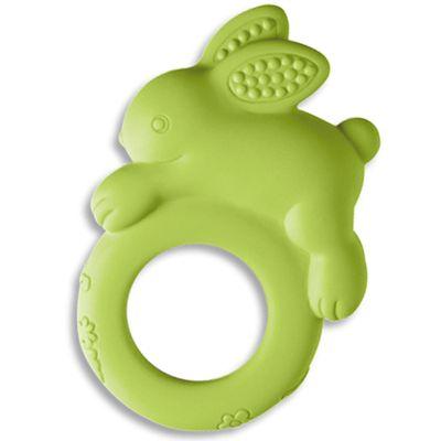 Mordedor Argola Coelho Verde - Toyster
