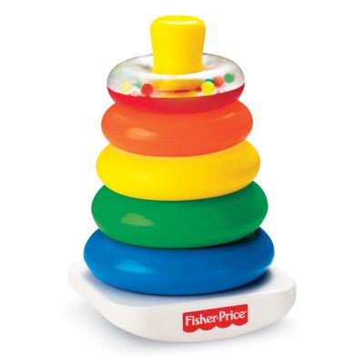 Pirâmide de Argolas - Fisher-Price