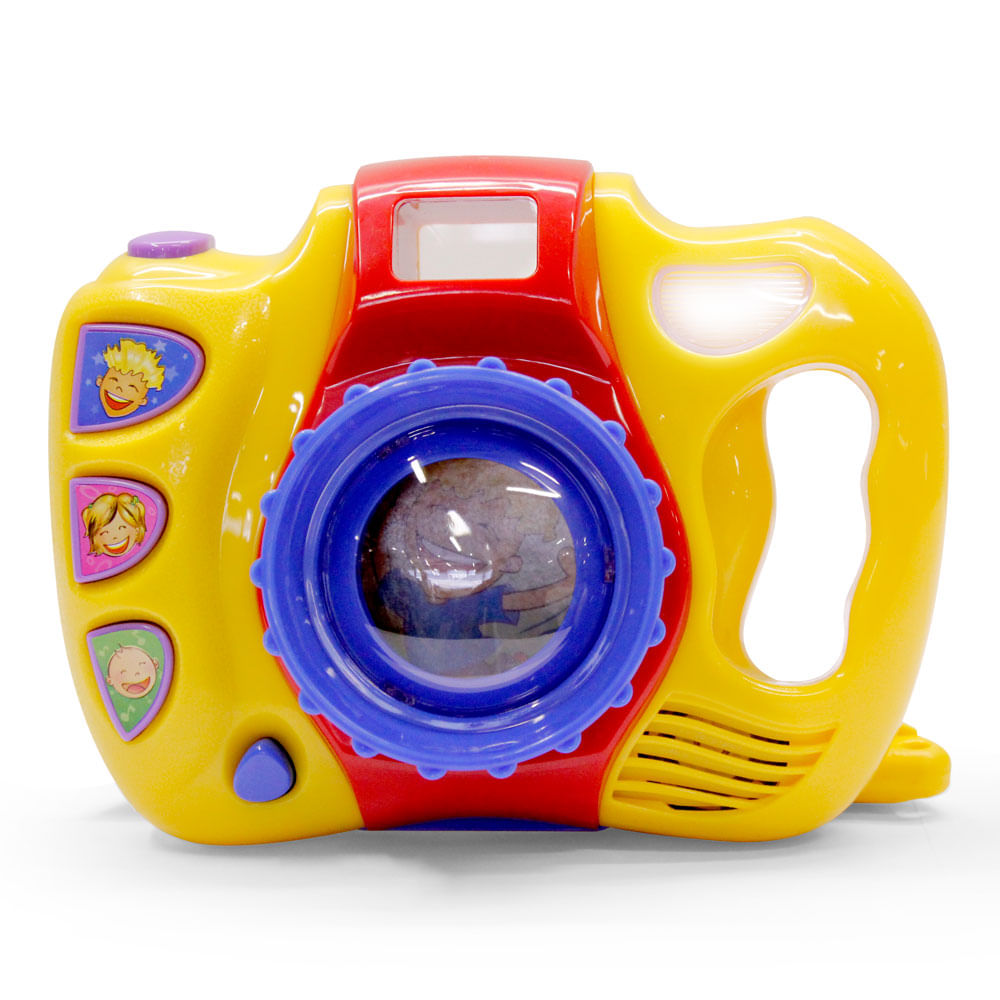 Máquina Fotográfica - Dican