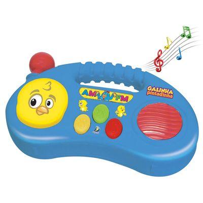 Bebê Musical - Galinha Pintadinha - Rádio do Pintinho - Dican